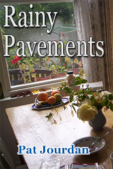 Rainy Pavements cover design by Caligraphics